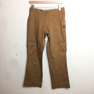 NWT Carhartt Cargo Camel Brown Work Pants 2